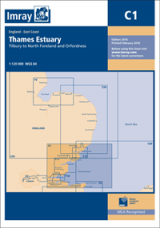 Imray C1 - Thames Estuary