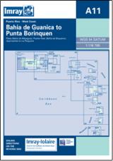 Imray A11 - Bahia de Guanica to Punta Borinquen