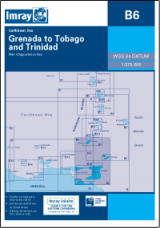 Imray B6 - Grenada to Tobago and Trinidad