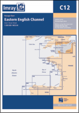 Imray C12 - Eastern English Channel