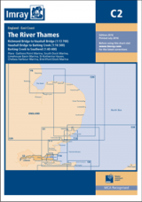 Imray C2 - The River Thames