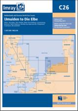 Imray C26 - IJmuiden to Die Elbe
