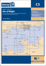 Imray C3 - Isle of Wight