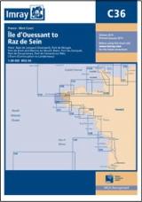 Imray C36 - Ile d'Ouessant to Raz de Sein