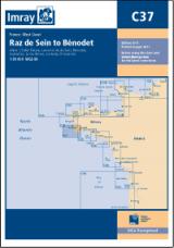 Imray C37 - Raz de Sein to Bénodet