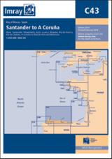 Imray C43 - Santander to A Coruña
