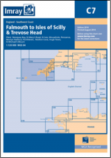 Imray C7 - Falmouth to Isles of Scilly & Trevose Head