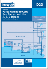 Imray D23 - Punta Aguide to Cabo San Roman and the A, B, C Islands