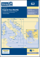 Imray G2 - Aegean Sea (North)
