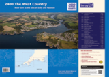 Imray 2400 The West Country pack